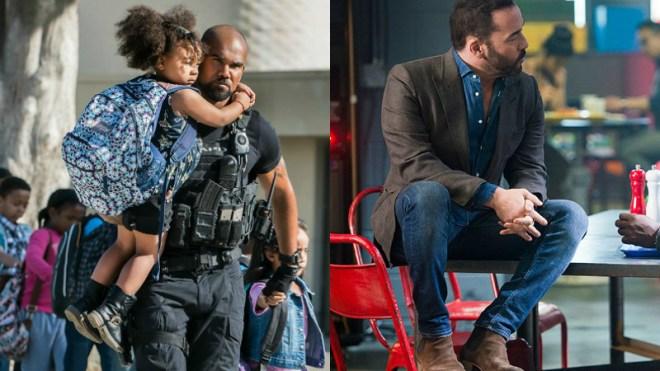 Fall 2017 TV: Police Procedurals - SWAT, Wisdom of the Crowd