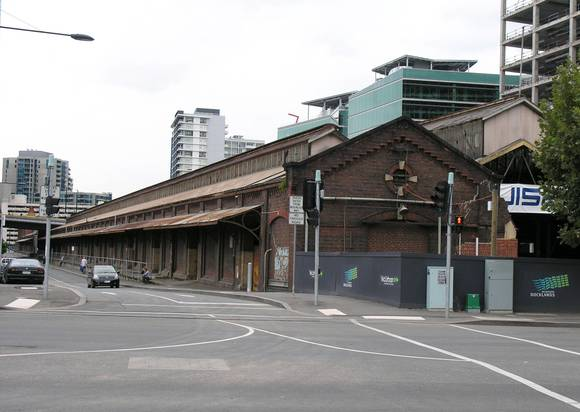 N°2 Goods Shed