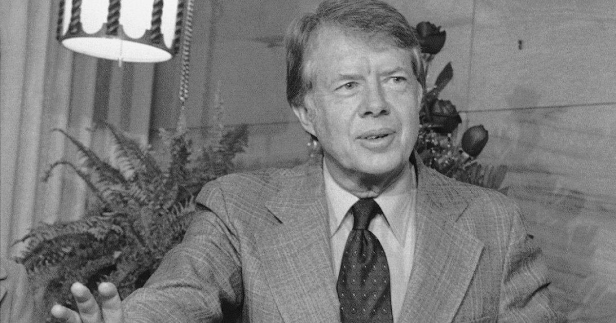 Jimmy Carter's 1977 law gives Trump sweeping powers to block China trade
