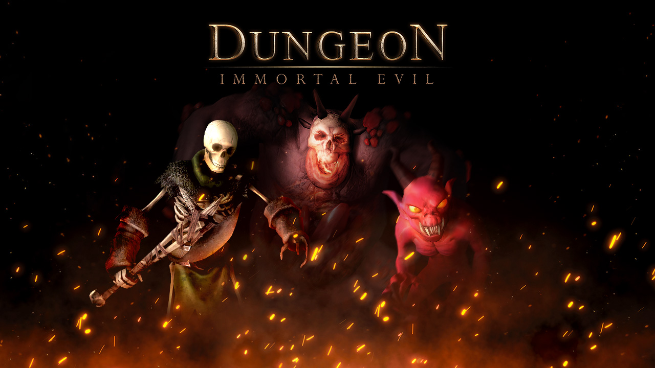 Spiele Dungeon - Immortal Evil - Video Slots Online