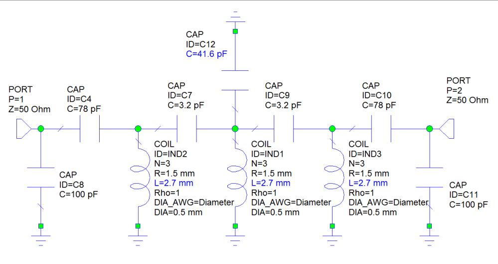 medium resolution of  lna 2m atf531p8 filter schematics