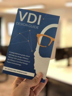 Finally, the waiting is over: the VDI Design Guide is available!  vHojannl