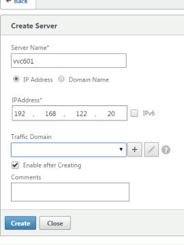 VMwareViewNetScaler