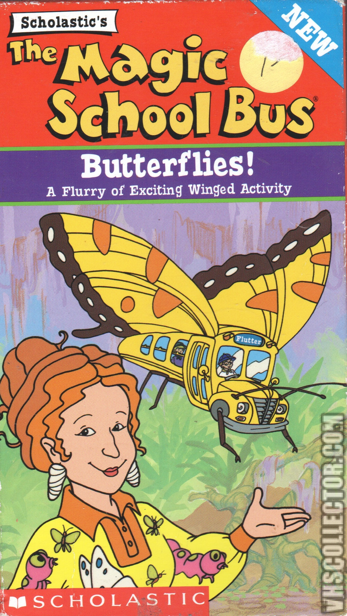 The Magic School Bus Butterflies