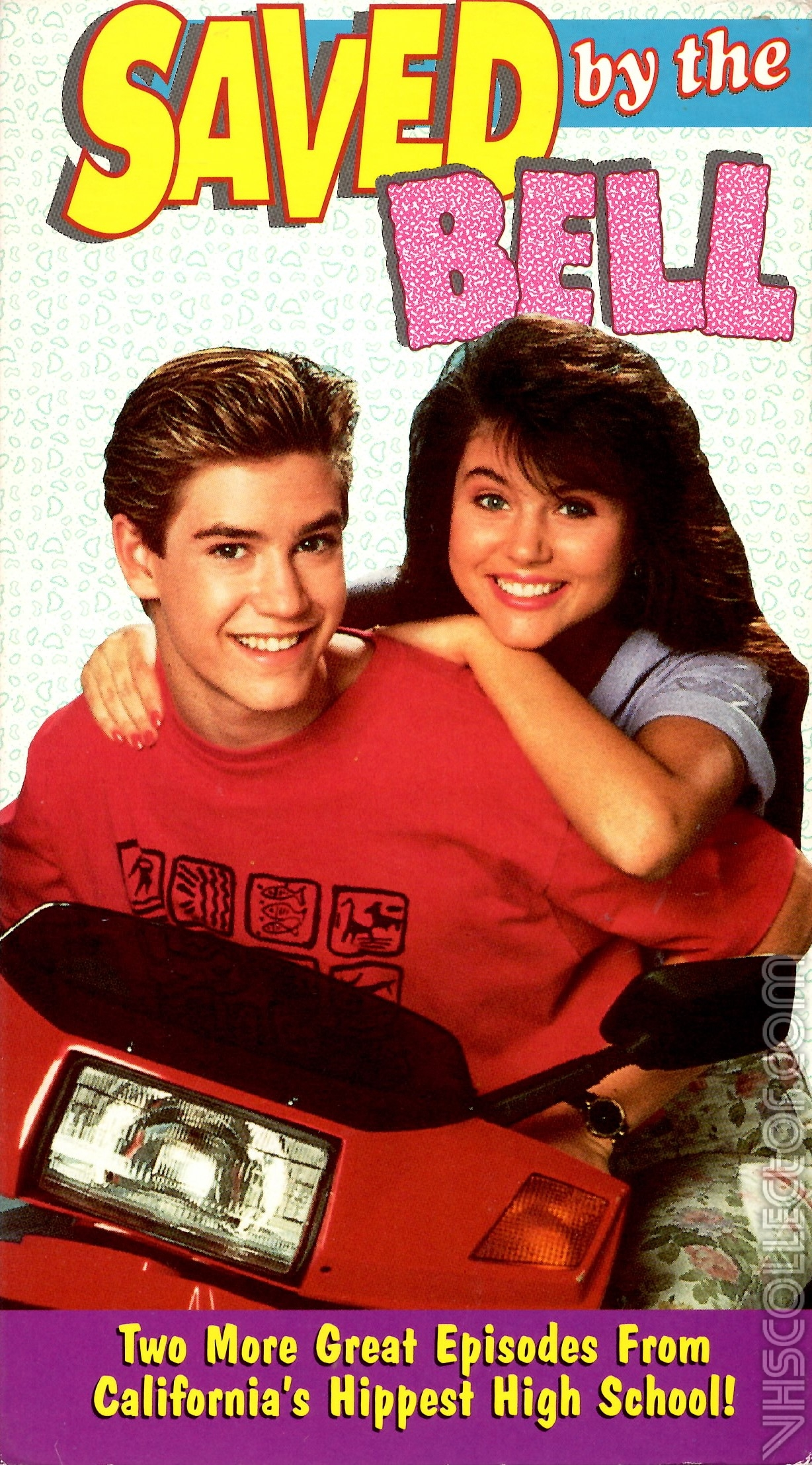 Saved By The Bell Volume 2 Vhscollector Com