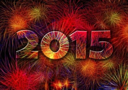 Einen guten Start in 2015