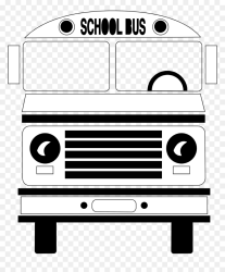 School Clipart Black And White Transparent Background HD Png Download vhv