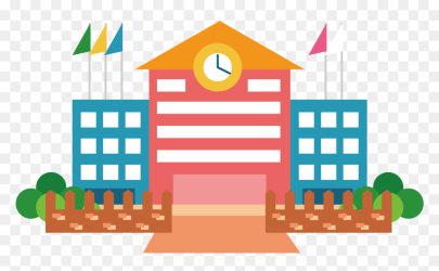 Free Png Back To School School Background Cartoon Png Transparent Png vhv