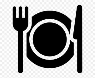 Food Vector Symbol Png Transparent Png vhv