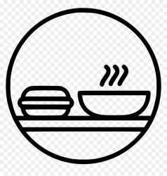 Meal Icon Png Circle Transparent Png vhv