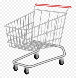 Shopping Cart Shopping Trolley Transparent Background HD Png Download vhv