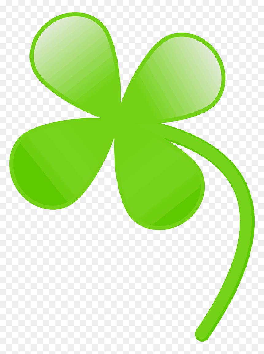 Icon Daun Png : Green,, Icon,, Outline,, Leaf,, Shamrock,, Cartoon,, Vector, Daun,, Download