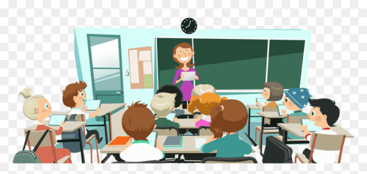 Students In Classroom Png Transparent Png vhv