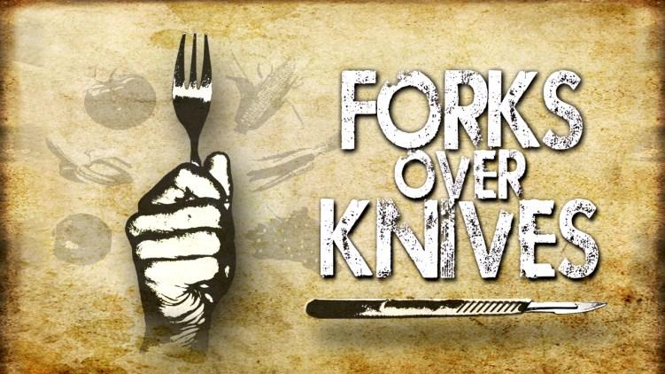 Image result for fork over knives