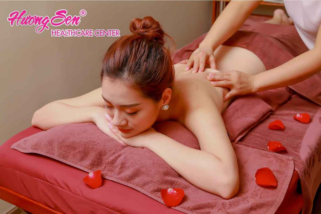 Massage Body Nữ