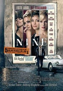 «Nine» (Rob Marshall, 2009)