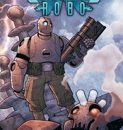 """Atomic Robo Vol. 01"" (Brian Clevinger y Scott Wegener, Norma Editorial)"