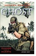 "Panini Comics presenta ""Modern Warfare: Ghost"""