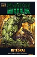 "Panini Comics presenta ""Planet Hulk: Integral"""