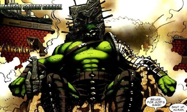 """World War Hulk"" (Greg Pak y otros, Panini Comics)"