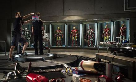 """Iron Man 3"", en marcha"