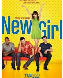 """New Girl. 1ª temporada"" (Elizabeth Meriwether, 2012)"
