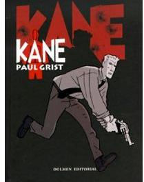 """Kane #1"" (Paul Grist, Dolmen Editorial)"