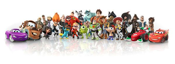 Mr. Increíble, Jack Sparrow, Sully,… ¡Disney Infinity!