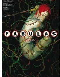 """Fábulas #20: Camelot"" (Bill Willingham, Mark Buckingham y Barry Kitson, ECC Ediciones)"