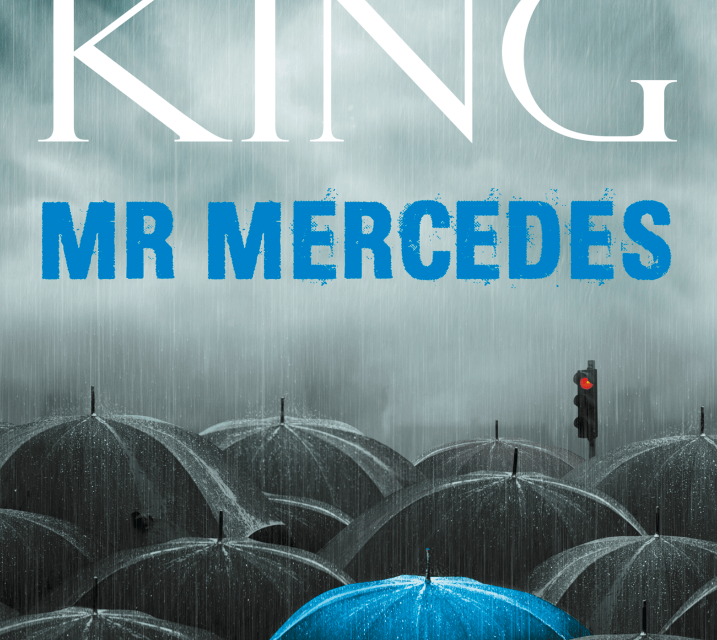 """Mr. Mercedes"" (Stephen King, Plaza y Janés)"