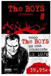 «The Boys Integral» (Garth Ennis y Darick Robertson, Norma Editorial)