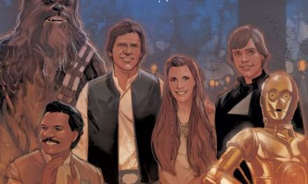"""Star Wars: Imperio Destruido"" (Greg Rucka y Marco Checchetto, Planeta Comic)"