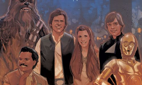 «Star Wars: Imperio Destruido» (Greg Rucka y Marco Checchetto, Planeta Comic)
