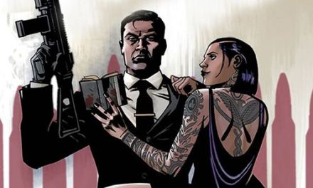 """Ladrón de ladrones 4"" (Robert Kirkman, Andy Diggle y Shawn Martinbrough, Planeta Cómic)"