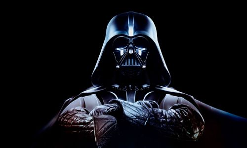 ¡Temblad! Regresa Darth Vader