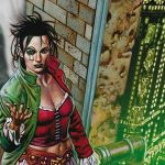 """Neverwhere"" (Mike Carey, Glenn Fabry y Neil Gaiman, ECC Ediciones)"