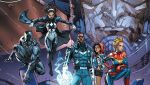 """Ultimates #1. Empieza por lo imposible"" (Al Ewing y Kenneth Rocafort, Panini Cómics)"