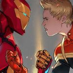 """Civil War II #1"" (Brian Michael Bendis y David Marquez, Panini Cómics)"