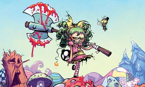 """I Hate Fairyland 1: Madly Ever After"" (Skottie Young, Image Comics)"
