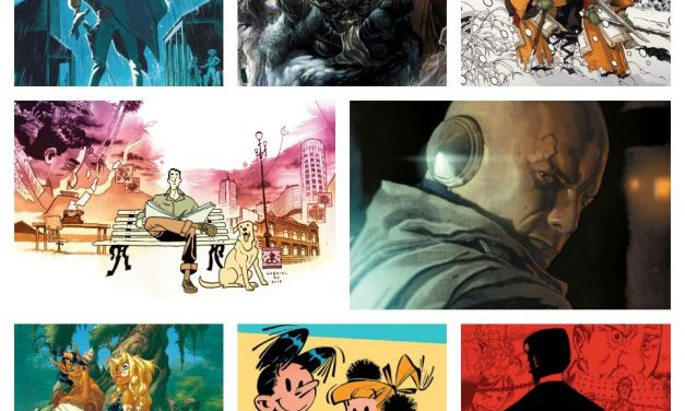 Top 10 de cómic de 2016 (de Noren)