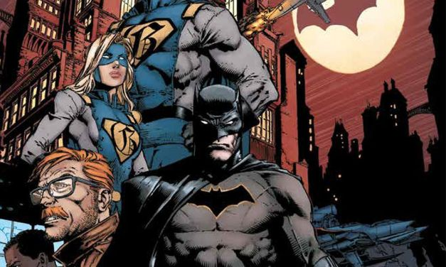"""Batman #1"" (Scott Snyder, Tom King, David Finch y Mikel Janin, ECC Ediciones)"