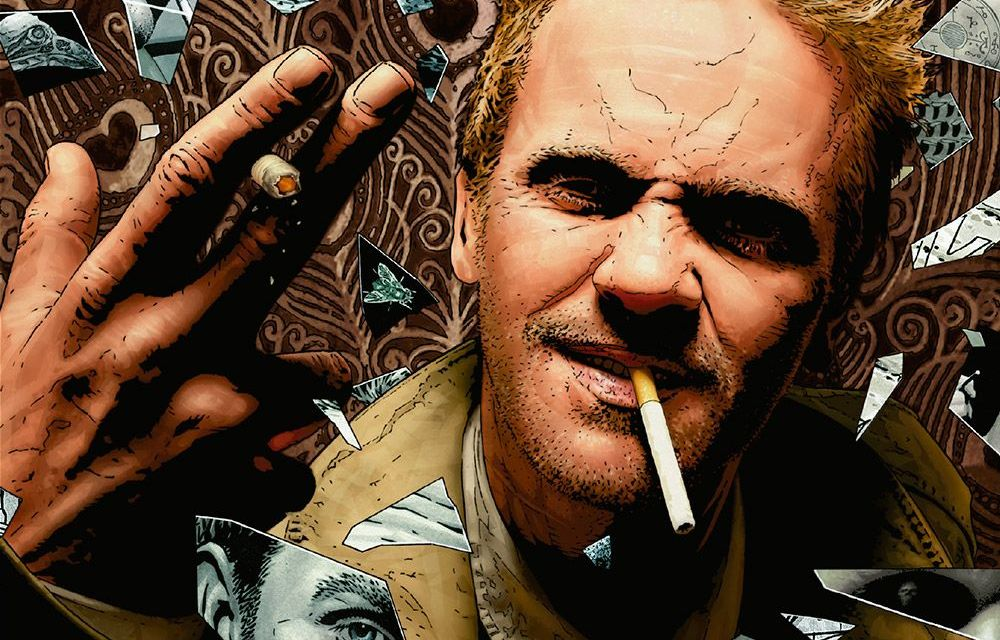 «Hellblazer: Mike Carey #2» (Mike Carey, Leonardo Manco y Marcelo Frusin, ECC Ediciones)