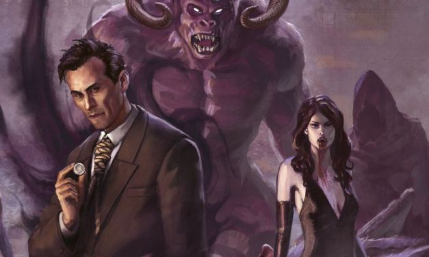 "NoSoloRol presenta ""The Dresden Files 2: Nuestro Mundo"""