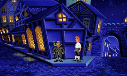 """The Secret of Monkey Island"" (LucasArts, 1990)"