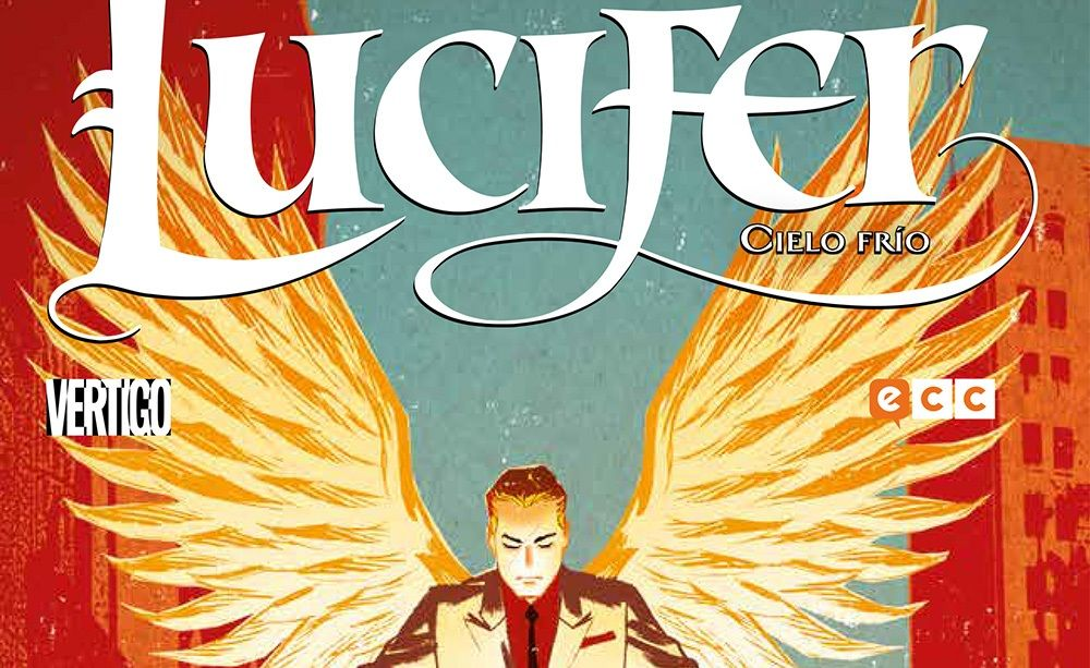 «Lucifer: Cielo frío» (Holly Black, Lee Garbett y Stephanie Hans, ECC Comics)