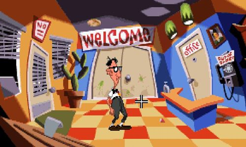 «Day of the Tentacle» (Dave Grossman y Tim Schafer, 1993)