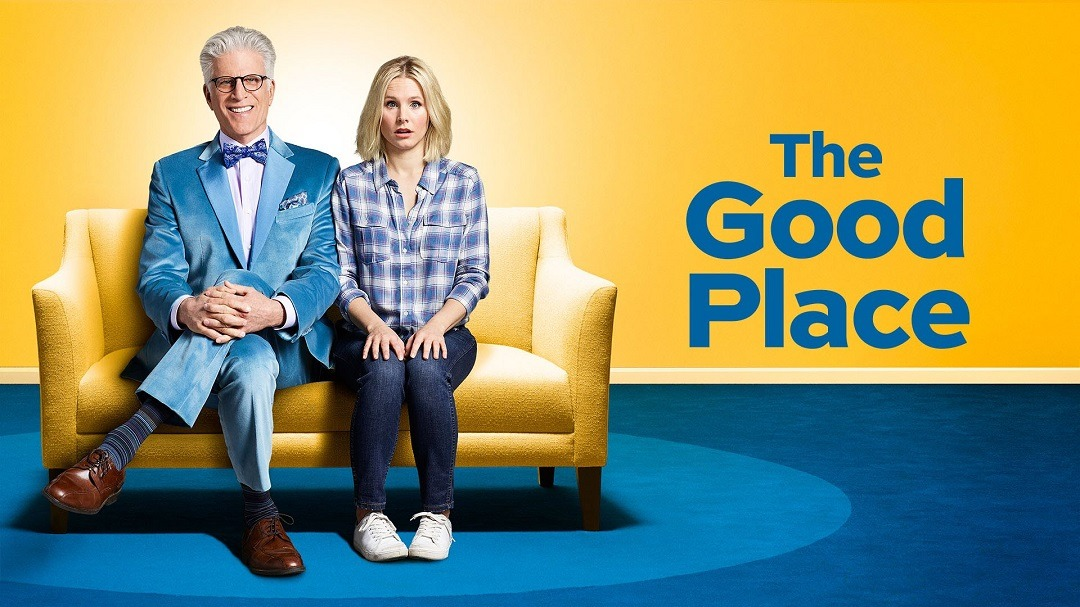 """The Good Place. El Lado Bueno"" (Michael Schur, 2016)"