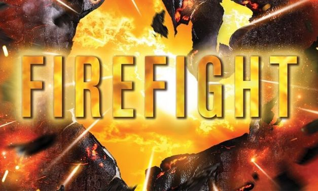"Oferta en Amazon Flash: ""Firefight"" de Brandon Sanderson, por euro y medio"