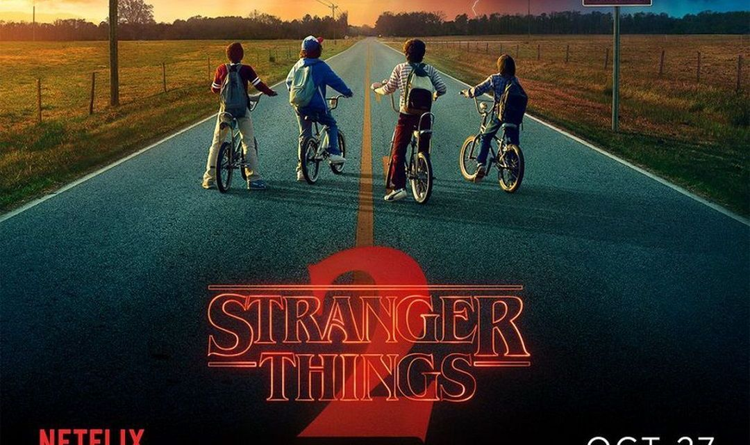 """Stranger Things"" 2ª temporada (Netflix, 2017)"