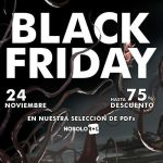 NoSoloRol se suma al 'Black Friday'